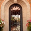 This door leads into a beautiful home in DC Ranch in Scottsdale, AZ