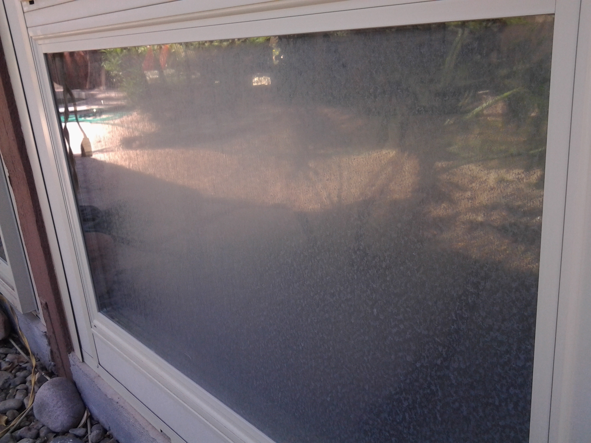 Hard Water Stain Removal from Windows | Clearly Professional ...