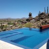 Custom Infinity Edge Pool Troon North Scottsdale