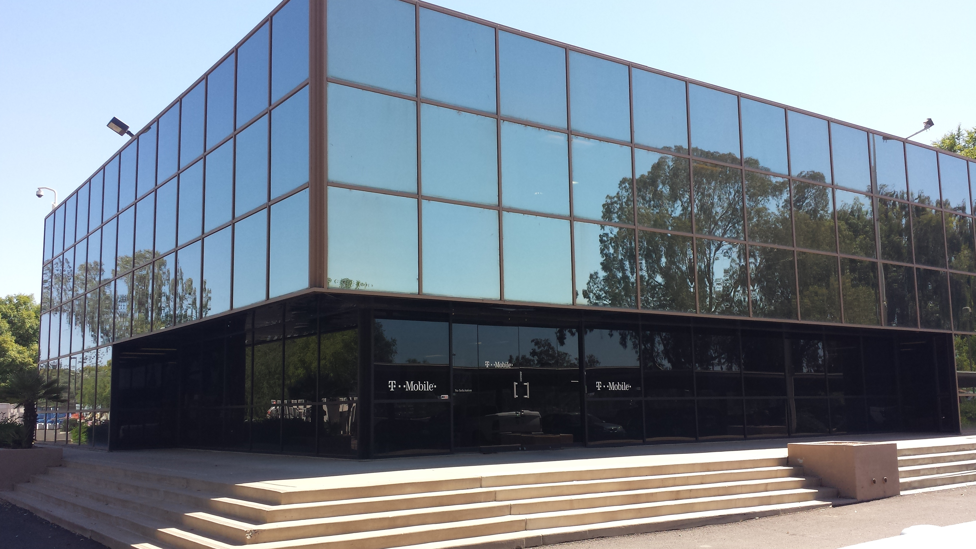 Commercial Window Cleaning in Tempe, AZ | Clearly Professional ...